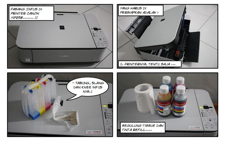 canon mf624 how to change ip adress